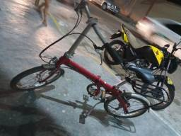 Título do anúncio: Bike dahon dobravel