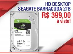 Rígido Interno Seagate Barracuda St2000dm008 2tb