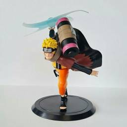 Naruto 17 cm  de altura material pvc