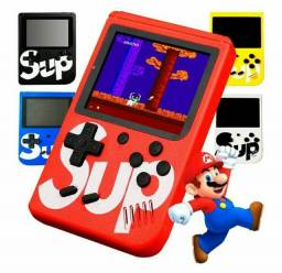 Mini Game Retro Portatil 400 Jogos Antigos Sup Game Box