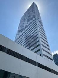 Título do anúncio: Flat com 1 dormitório Mobiliado para alugar, com 25 m² - Ilha do Leite - Recife/PE