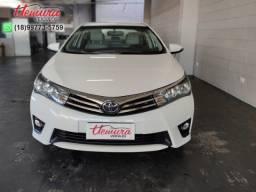 Título do anúncio: Toyota/ Corolla XEI 2.0 - 2015/2015 - Flex - Branco