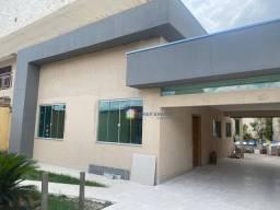 Título do anúncio: Casa nova em fase final de construção com 3 dormitórios à venda, 166 m² por R$ 820.000 - J