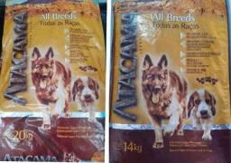 Ração Super Premium Atacama All breeds 14KG por apenas R$139,99