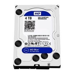 """Hd WD Blue 4TB 3.5"""" Sata III 6GB/s"""