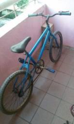 Vendo bicicleta media em otiml estado