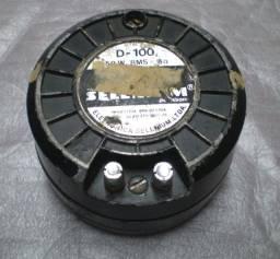Driver antigo Selênium mod. D-100.- 345 -