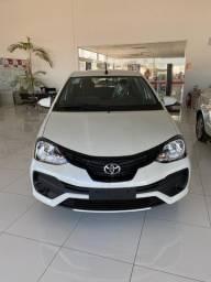 Toyota  Etios Sedã X Plus 21/21