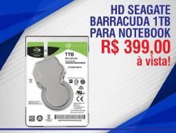 Disco Rígido Interno Seagate Barracuda St1000lm048 1tb Para Notebook