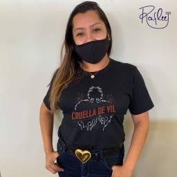 Camisas Cruella - Disney