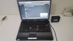 Notebook Toshiba satélite HD 300 GB