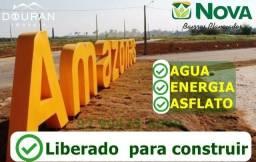 Título do anúncio: Lote 200m²   Ótima Localização  Nova Amazonas