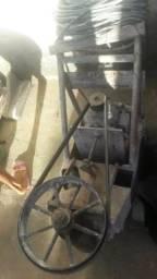 Máquina de fazer piso de granitina