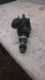 Carburador álcool motor AP VW e distribuidor!