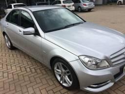 Mercedes benz c 180 - 2012