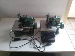 Maquinas overloque chinesinha usadas