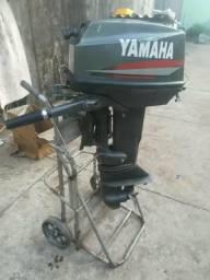 Motor 25 Yamaha anda muito 99990 7771 - 1999