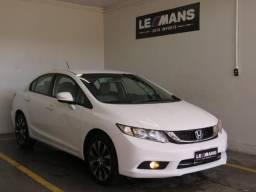 Honda Civic LXR Aut 2.0 Flex 2016 - 2016