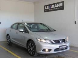 Honda Civic LXR Aut 2.0 Flex 2015 - 2015