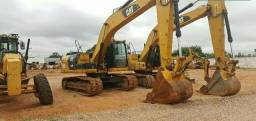 Escavadeira caterpillar 320d2