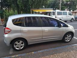 Honda Fit LX 1.4, 2009/09, ar condicionado, direção hidráulica - 2009