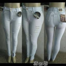 20e0c45f58 Calça Jeans Feminina Várias Marcas. Rua 44 Goiânia