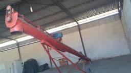 Rosca Transportadora Chupim