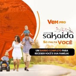 Loteamento novo Jardim Sakaida em Mogi Guaçu sua oportunidade de construir sua casa