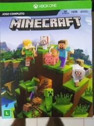 Jogo xbox one Minecraft