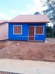 Casa 2 dormitórios com Pátio em Nova Santa Rita