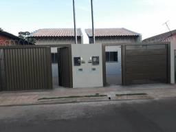 Alugo casa nova R$ 800,00