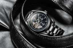 Tevise 795A Luminous Men Automático Mecânica Relógio de pulso masculino de  aço inoxidável 14e25bb5d2