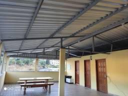 Vendo casa Marechal Floriano 3 pavimentos