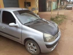 Vende se Renault Clio aceito moto de menor valor é mais volta pra mim - 2006