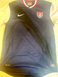 Camiseta Seleção Futebol USA