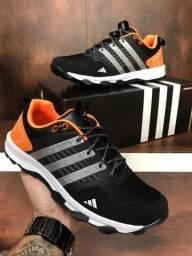 Tênis Adidas Kanadia A Pronta Entrega!! Disponível Nos Tamanhos 38, 40, 41, 42 E 43