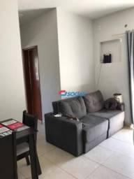 Apartamento com 2 dormitórios à venda, 75 m² por R$ 175.000,00 - Nova Esperança - Porto Ve