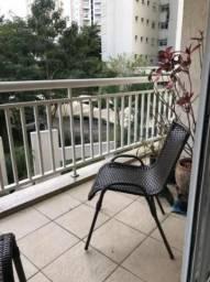 Apartamento em Tamboré, com 4 quartos, sendo 1 suíte e área útil de 94 m²