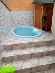 Vendo troco por apto casa com piscina privativa Martim de Sá