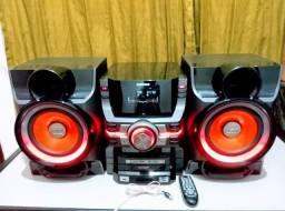 Som mini system Samsung Giga sound pro