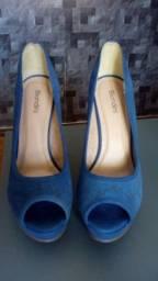 Sapato aberto biondini n° 36