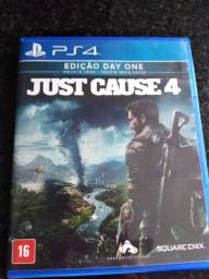 Jogo Ps4 Just Cause 4