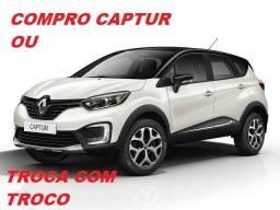 Renault Captur Pago à Vista ou Troca com troco!