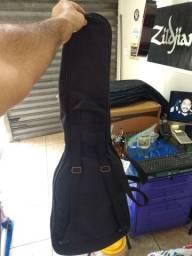 Capa/Bag/Case para Violões 3/4 e Folker/com ou sem espuma/Preço Baixo!