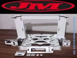 Monta sua impressora 3D Pro I + Brindes cod:jm0es8m