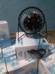 Vendo mini ventilador USB