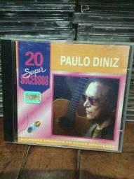 Paulo Diniz - 20 super sucessos