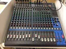 Mesa de som yamaha 20xu digital