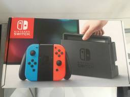 Nintendo Switch + Destravado SX OS