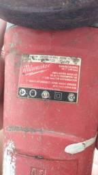 """Esmerilhadeira de 7"""" 180 mm 2600 w"""